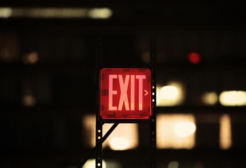 salida del blog