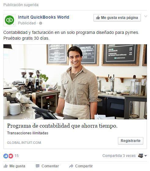 publicidad facebook ads copywriting