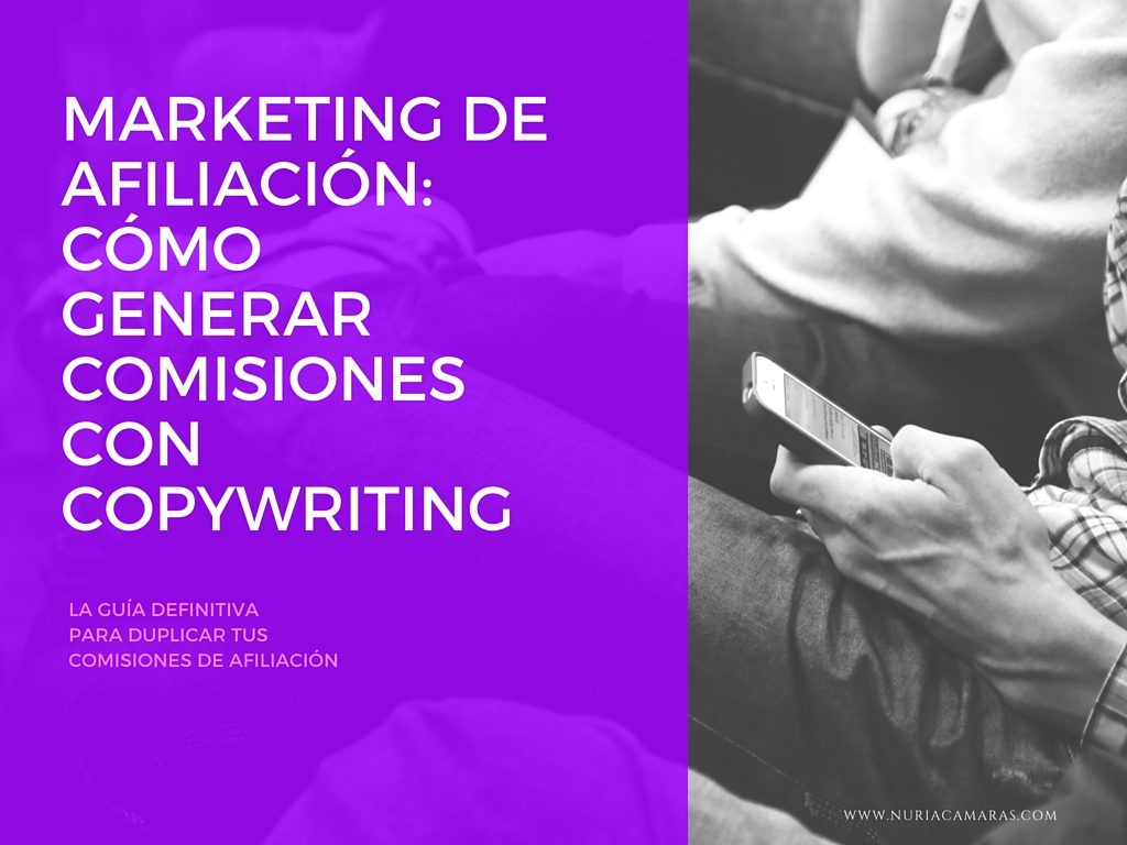Marketing de Afiliación y Copywriting