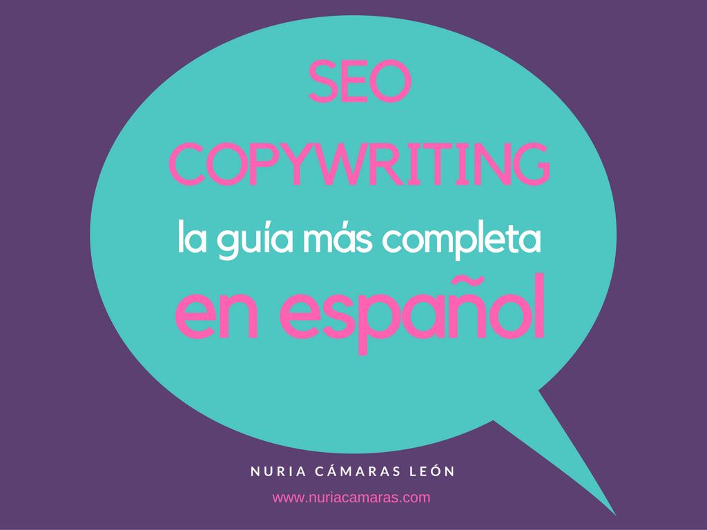 guía seocopywriting español