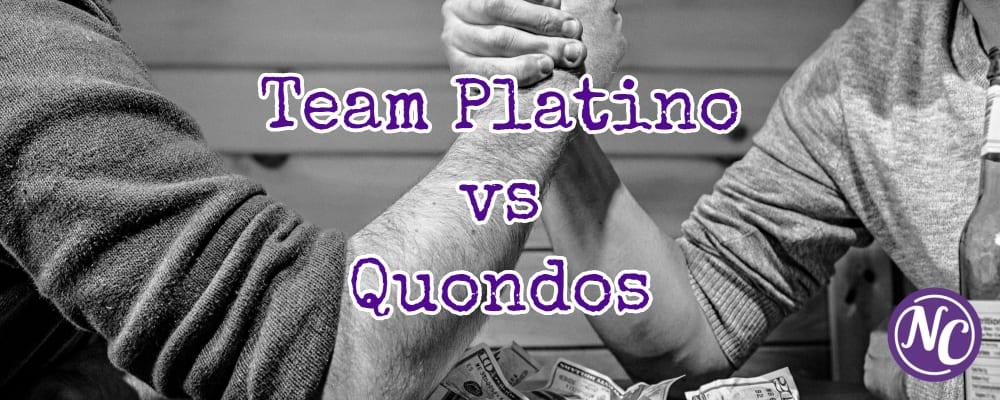 Teamplatino vs Quondos