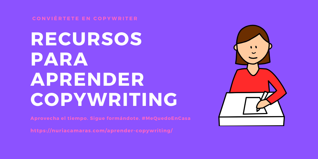 de redactor a copywriter