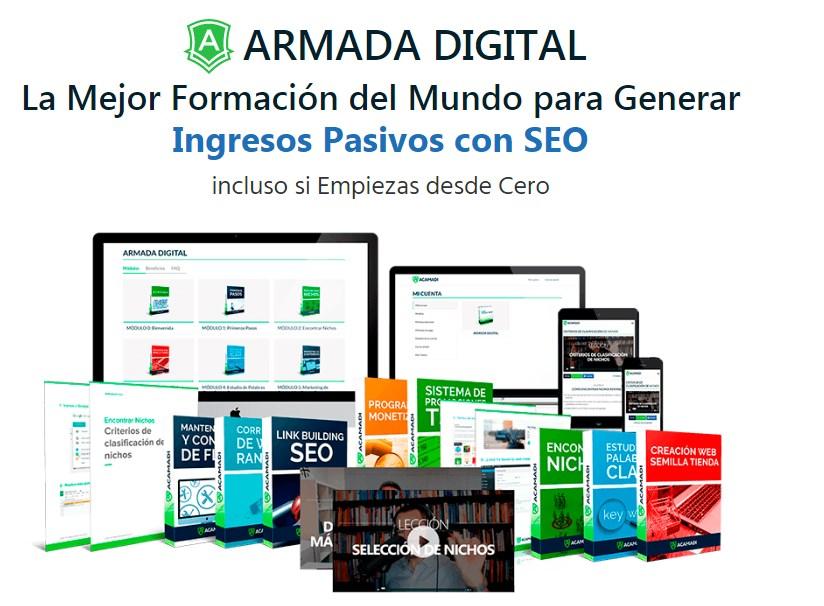 la armada digital de Romuald Fons