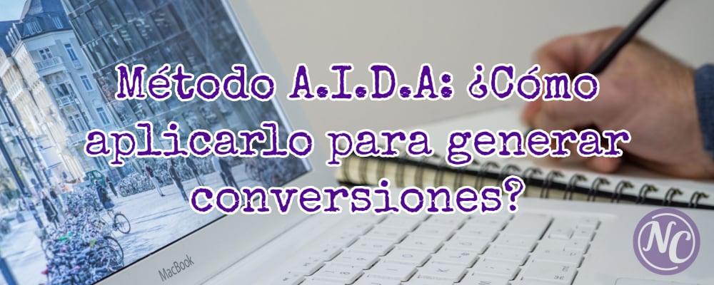 fórmula AIDA