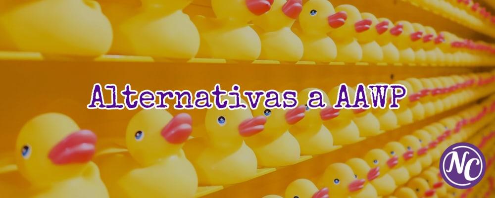 aawp alternativas