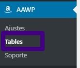 shortcode aawp tablas comparativas