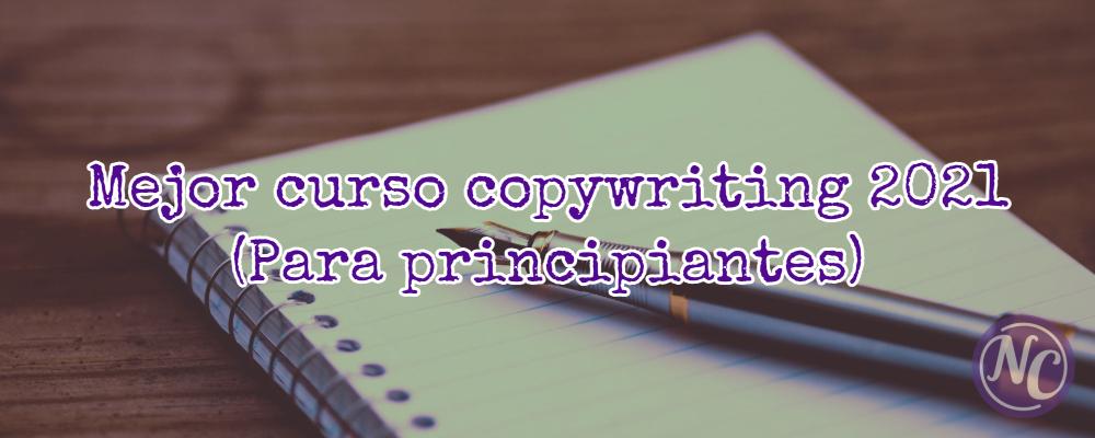 mejor curso copywriting
